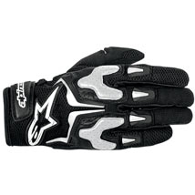 Alpinestars SMX-3 Air Gloves Black/White