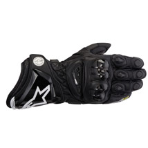 Alpinestars GP Pro Leather Gloves Black