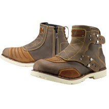 Icon Women's One Thousand El Bajo Boots Oiled Brown