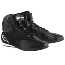 Alpinestars Men's Faster Vented Shoes Black