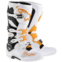 Alpinestars Men's Tech 7 Boots Orange