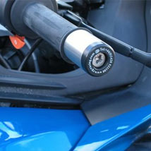 R&G Racing Bar End Sliders for F700GS 13-14