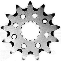 Supersprox Steel 520 Front Sprocket for Versys 650 07-12