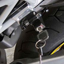 Sato Helmet Lock for Streetfighter (all) 07-12