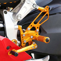 Sato Rear Sets for Panigale 1199 11-15