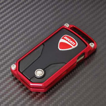Sato Racing Smart Key Cover for Diavel 1200 11-13
