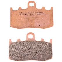 EBC HH Sintered Front Brake Pads for R1200GS 04-05