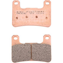 EBC HH Sintered Front Brake Pads for M109R/R2/RT Boulevard 07-16
