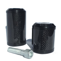 Shogun Carbon S5 Fiber Frame Sliders No Cut for FZ8 11-13