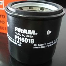Fram Oil Filter for VL800 Volusia 01-04