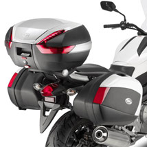 Givi PLX1111 Tubular Pannier Holder for NC700X 12