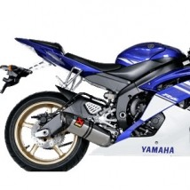 Akrapovic Racing Line Full Exhaust for YZF-R6 08-16