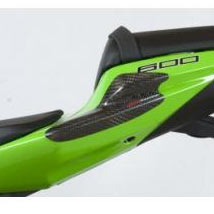 R&G Carbon Kevlar Tail Sliders for ZX6R 09-12