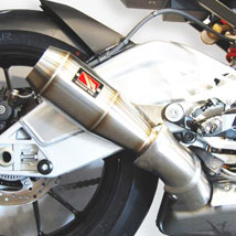 Competition Werkes GP Slip-On Exhaust for S1000R 14-16