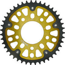 Supersprox Stealth Gold 530 Rear Sprocket for 900 Thunderbird 95-03