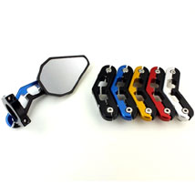 Driven D-Axis Bar End Mirror