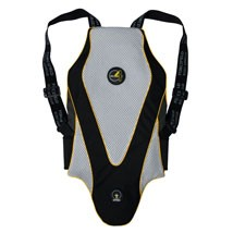 Forcefield Men's Pro Sub 4 Back Protector Black