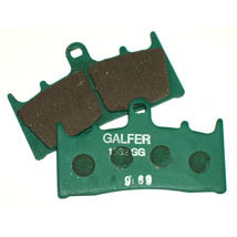 Galfer Green Brake Pads (Front) for KLR650 87-07