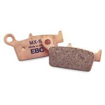 EBC Race Sintered MXS Brake Pad (Rear) for CRF450X 05-08