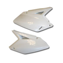 UFO Replacement Plastic Side Panels for DR-Z400E/S 00-09
