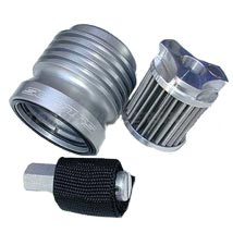 Scotts Stainless Steel Reusable Oil Filter for Concours 1400 08-13