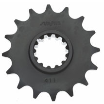 Sunstar Steel 525 Front Sprocket for Z1000 10-11