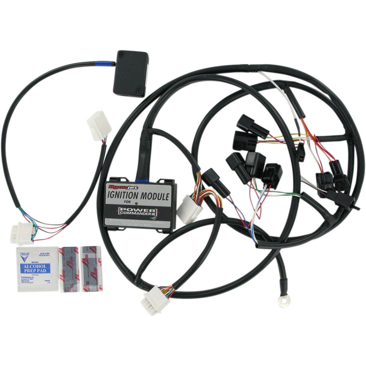 Dynojet Ignition Module for GSX-R1000 17 on ignition solenoid, ignition distributor, ignition diagram, ignition cable,
