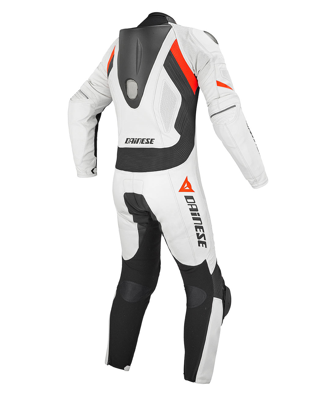 dainese laguna seca evo 1 piece perforated suit white. Black Bedroom Furniture Sets. Home Design Ideas