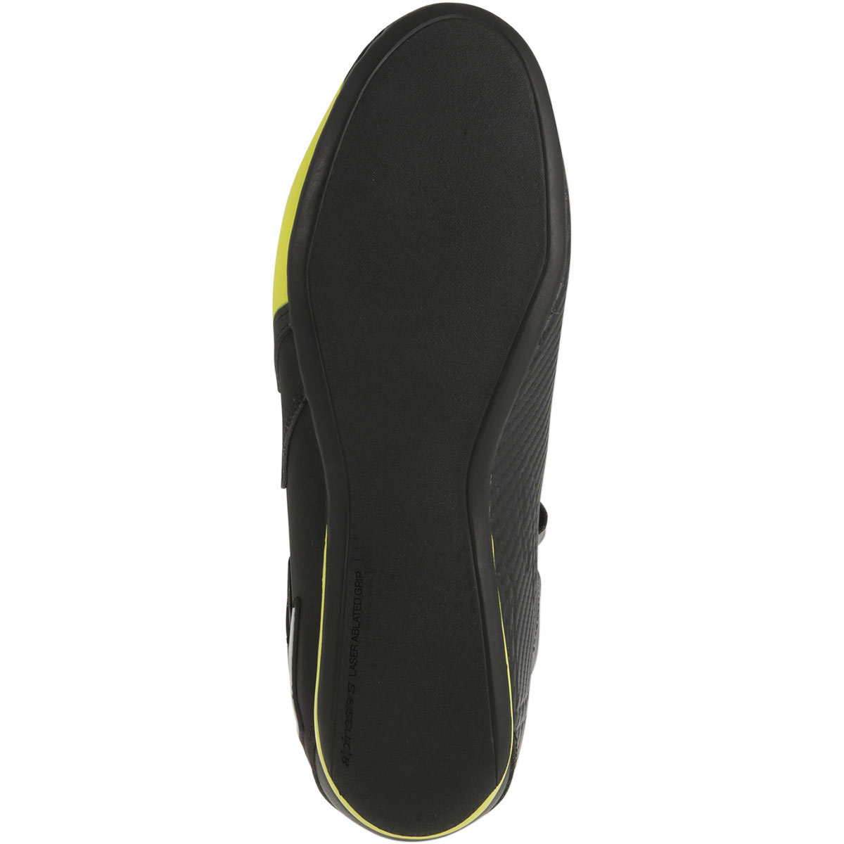 Alpinestars Faster Shoes Black And Yellow