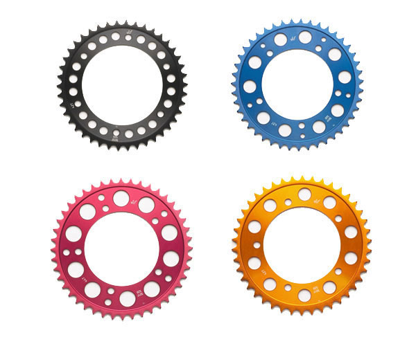 Driven Colored 520 Rear Sprocket For Ninja 650r 10 15