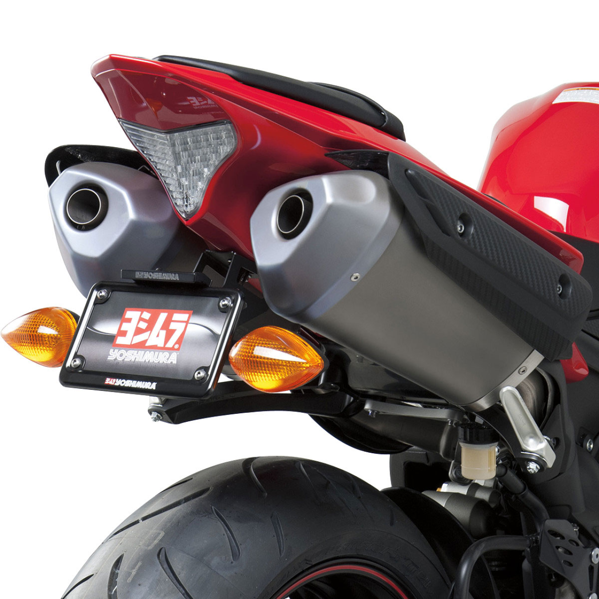 Yamaha LED taillight BUILT IN for YZF R 1 2009 2010 2011 2012 2013 2014 09-14