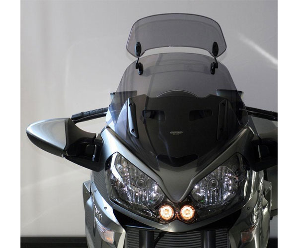 MRA X-creen Touring Windshield for Concours 14 08-14