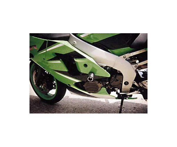 RG Classic Style Frame Sliders For ZX6R 99 02