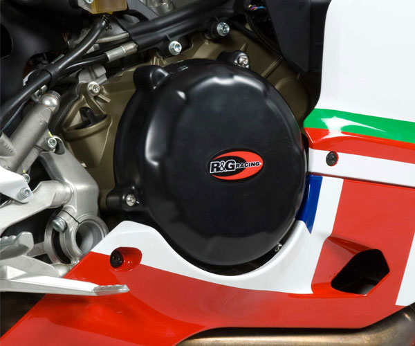R/&G RACING RHS ENGINE CASE COVER Ducati 1199 Panigale 2012