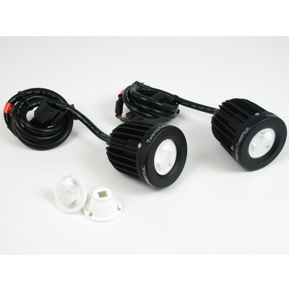 Denali D2 (Dual Intensity) LED Lighting Kit w/ Full Wiring Harness ...