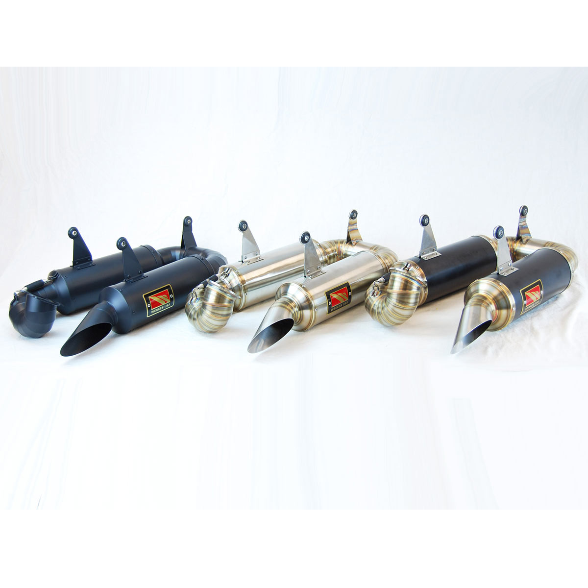 Competition Werkes Gp Slip On Exhaust For Panigale 959 16 Honda Cbr600rr Series M 2 Carbon Fiber Canister Hitam