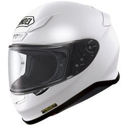 Shoei RF-1200 Helmet Solid White