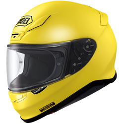 Shoei RF-1200 Helmet Solid Brilliant-Yellow