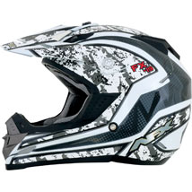 AFX FX-19 Vibe Helmet Silver