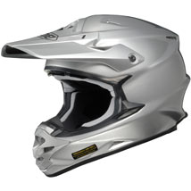 Shoei VFX-W Helmet Light-Silver (Closeout)