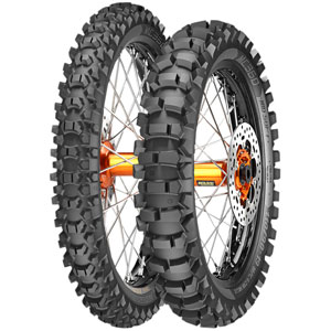 Metzeler MC360 Midsoft Tire Front