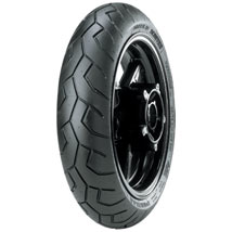 Pirelli Diablo Scooter Tire Front for Scarabeo 200 05-06