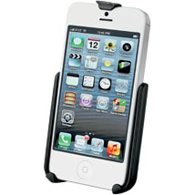 Ram Mount Universal Cradle for iPhone 5 w/o Case, Skin or Sleeve