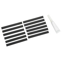 Drag Specialties Replacement Rubber Inserts for Razor Grips