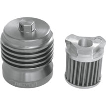 "Flo Stainless Steel Reusable ""Spin-On"" Oil Filter for 950 Super Enduro/R 07-11"
