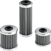 Moose Racing Stainless Steel Oil Filters for 690 SMC (Second Filter) 08-09