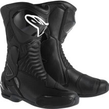 Alpinestars Women's Stella SMX-6 Boots Black-Vented (Closeout)