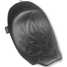 Danny Gray Speedcradle Solo Seat Flame Stitch for FLHX 08-13