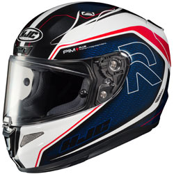 HJC Darter Rpha 11 Pro Helmet MC-21-Multicolor