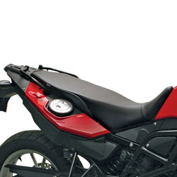 Sargent World Sport Classic 2-Up Seat for F650GS 08-13